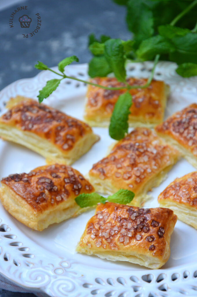 przepis na ciastka francuskie