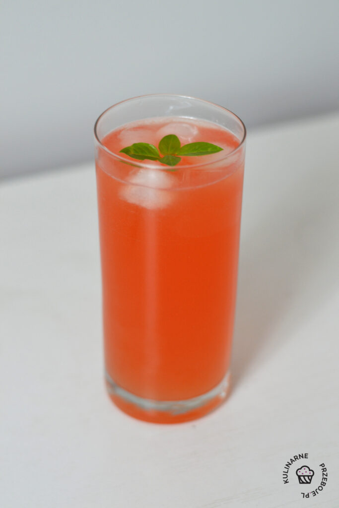 Drink Grape Wild Aperol przepis