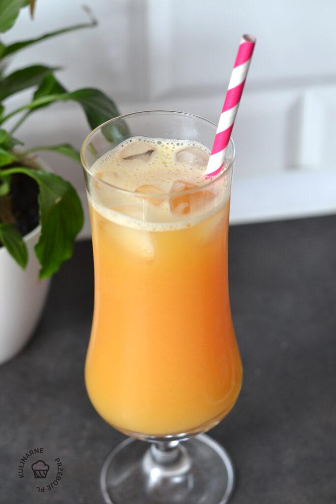 Drink Sloneczne Orzezwienie przepis
