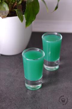Shot Zielona Ropucha